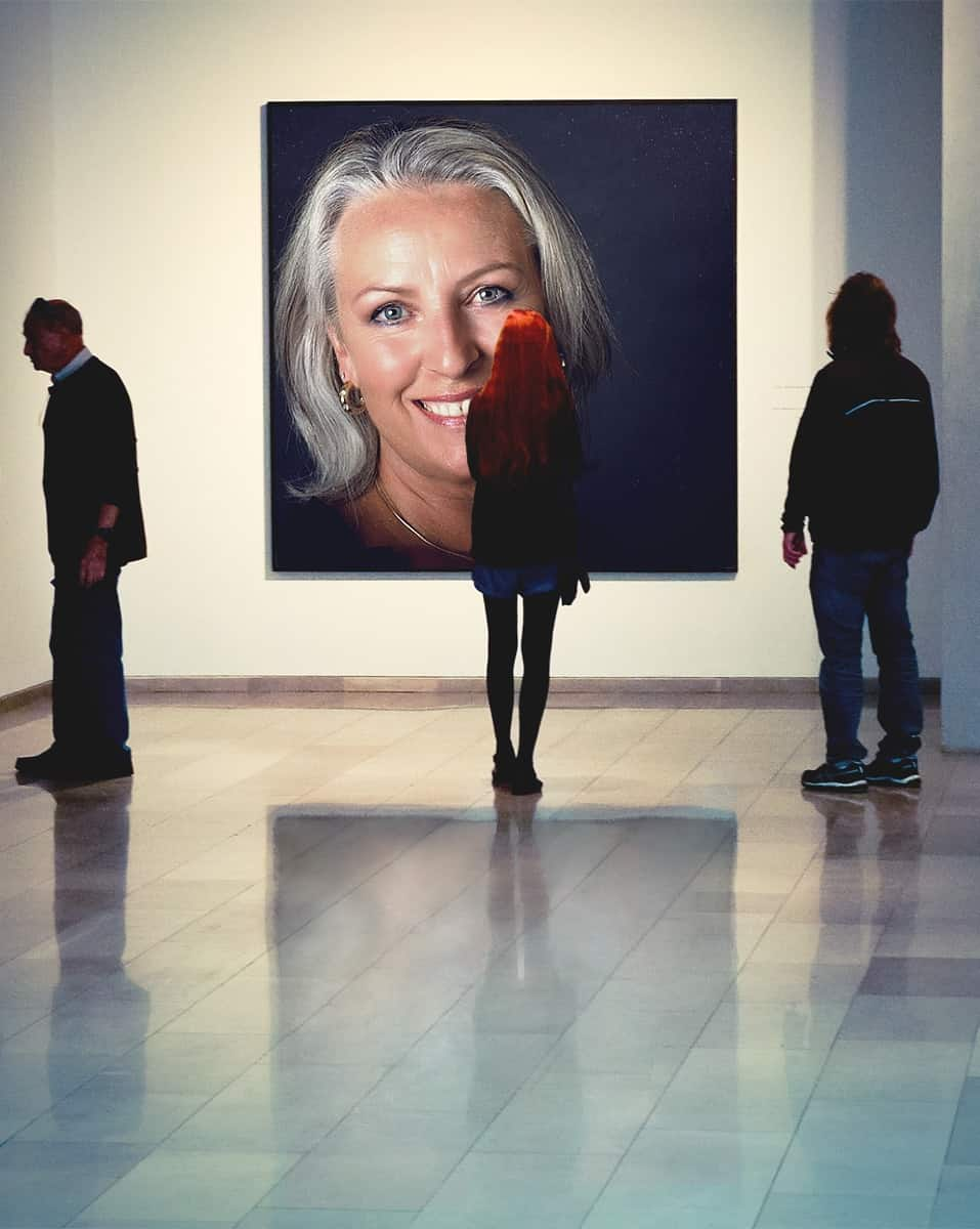 yvonne-galerie portretfoto